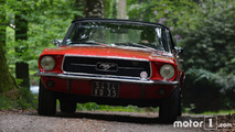 1967 - Ford Mustang 289 Spec France