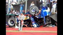 Fórmula Truck: Acidente incrível em Interlagos - Veja fotos e vídeo