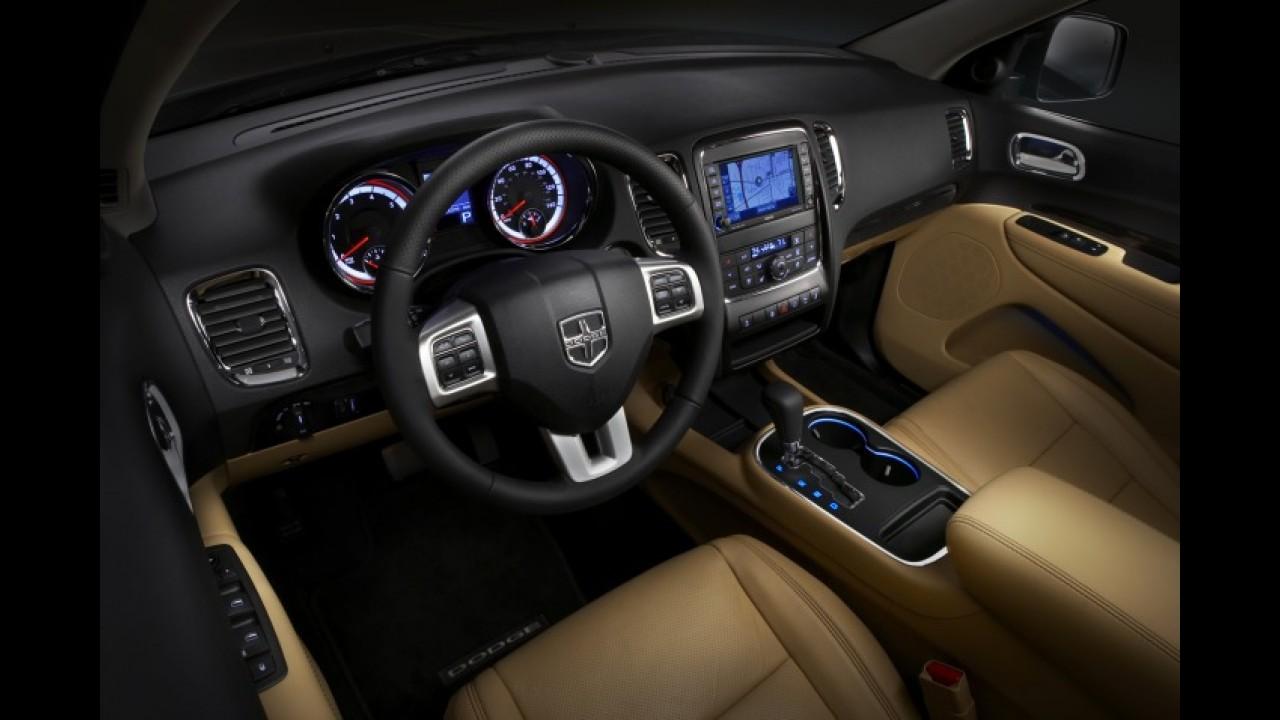 Chrysler confirma lançamento do Dodge Durango no Brasil para agosto