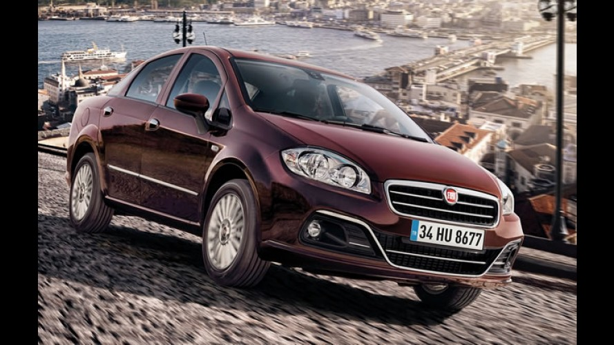 Fiat Linea reestilizado custa o equivalente a R$ 29 mil na Índia