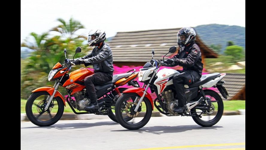 Motos deverão sair de fábrica com ABS ou CBS em 2016
