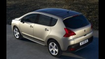 Novo Peugeot 3008 chega ao Brasil ainda em 2010