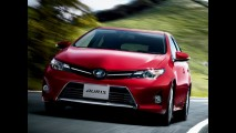 Corolla hatch: Toyota destaca Auris para brigar com Golf e Focus