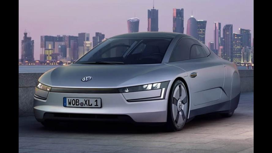 Volkswagen apresentará conceito elétrico com assento único em Frankfurt