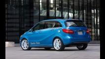 Mercedes mostra Classe B elétrico com autonomia de até 185 km