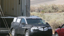 2007 Acura RD-X SUV Spy Photos