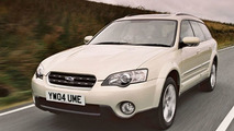 Subaru Introduces Third-Generation Outback Models