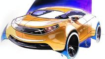 Mitsubishi Concept-CT MIEV