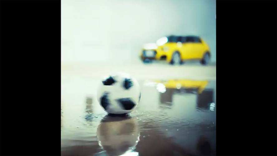 Audi A1'in üçüncü teaser'ı geldi