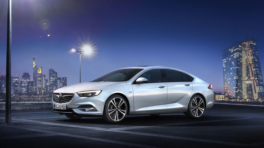 Opel Insignia with new infotainment systems