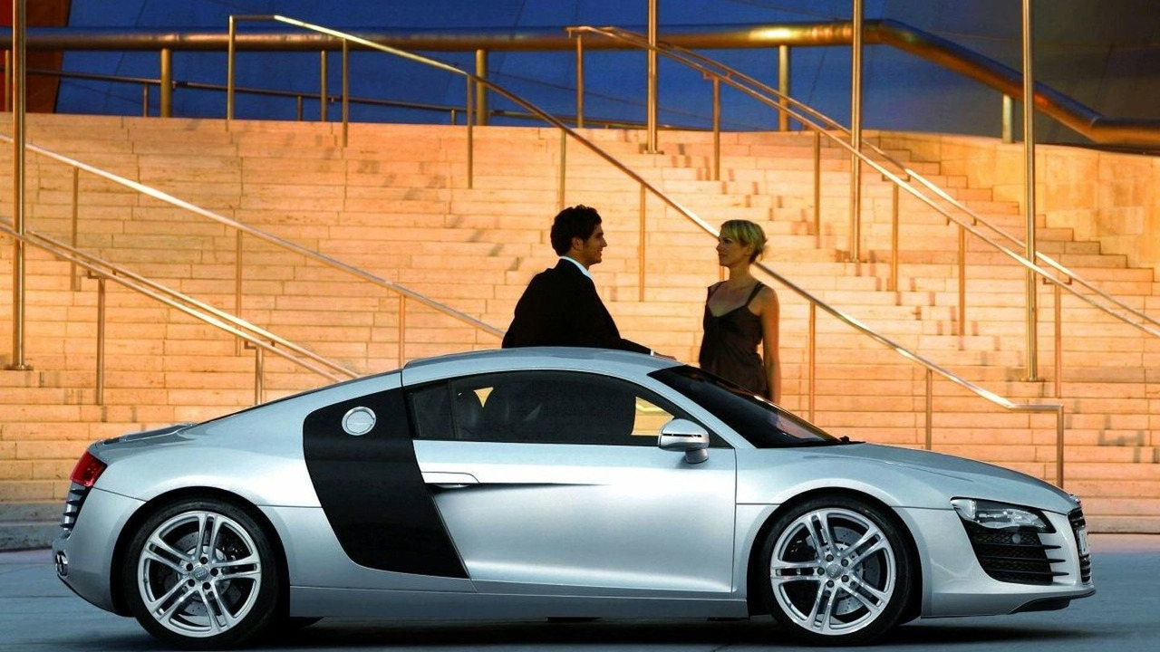 Audi R8 goes to China