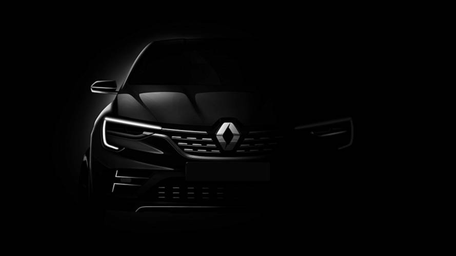 Renault Teases New Crossover, Likely Captur Coupe