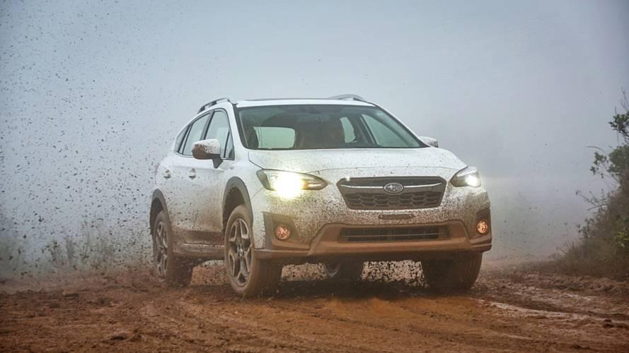 Teste instrumentado Subaru XV 2018: Muito além das aparências