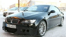BMW M3 Coupe Convertible Spied Winter Testing...Again