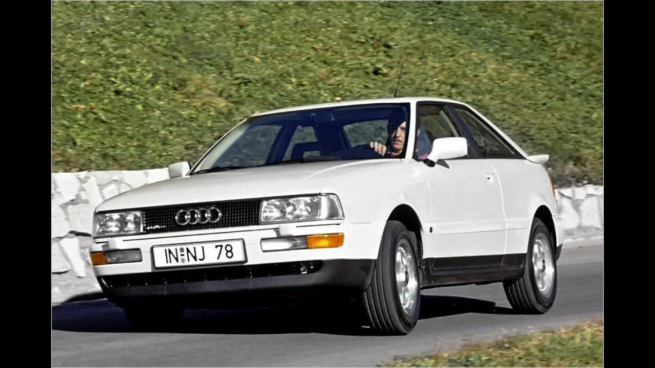 Audi Coupé (1988)