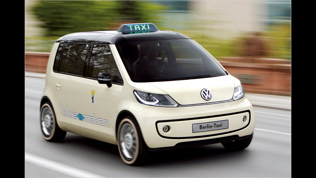 VW Up Berlin-Taxi (2010)