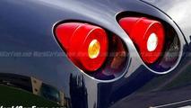 Ferrari 612 Scaglietti K by Pininfarina
