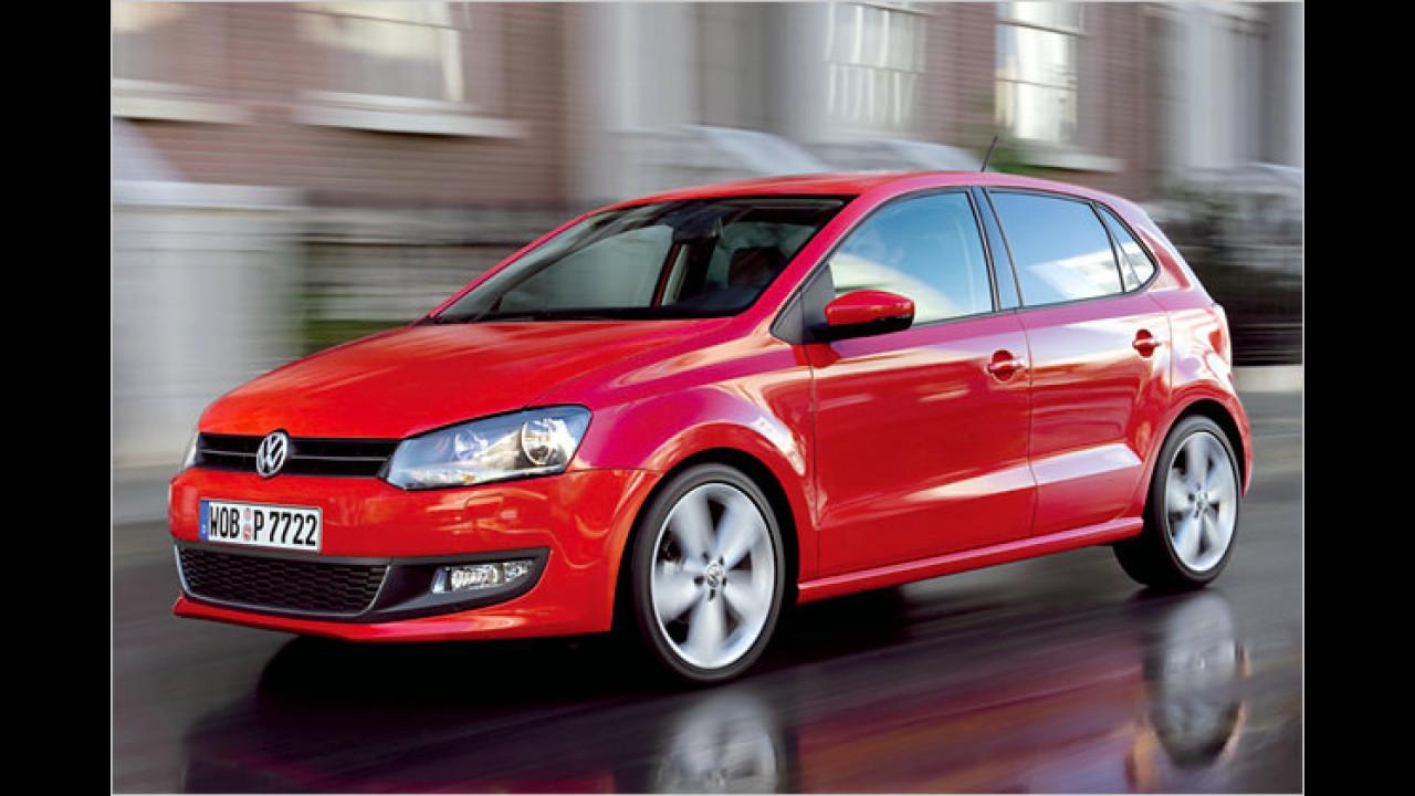 VW Polo 1.2 TDI Trendline