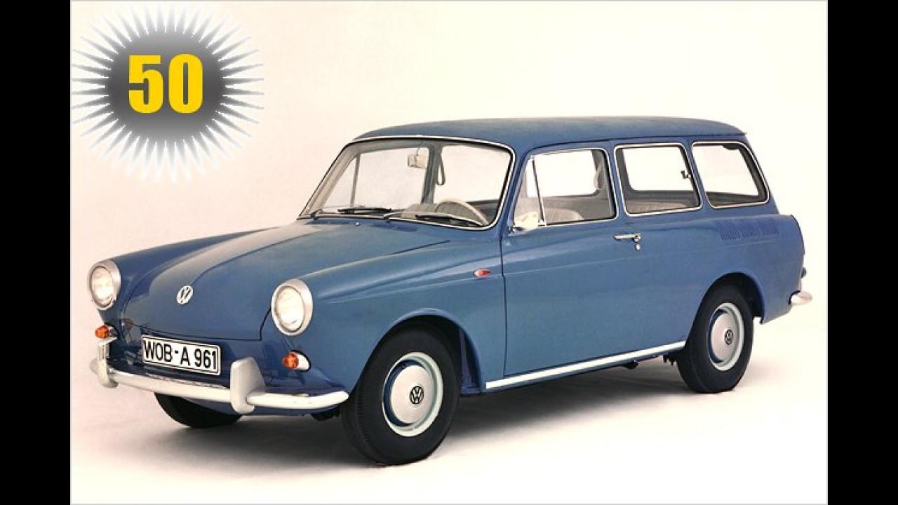 50 Jahre VW Typ 3 (VW 1500)