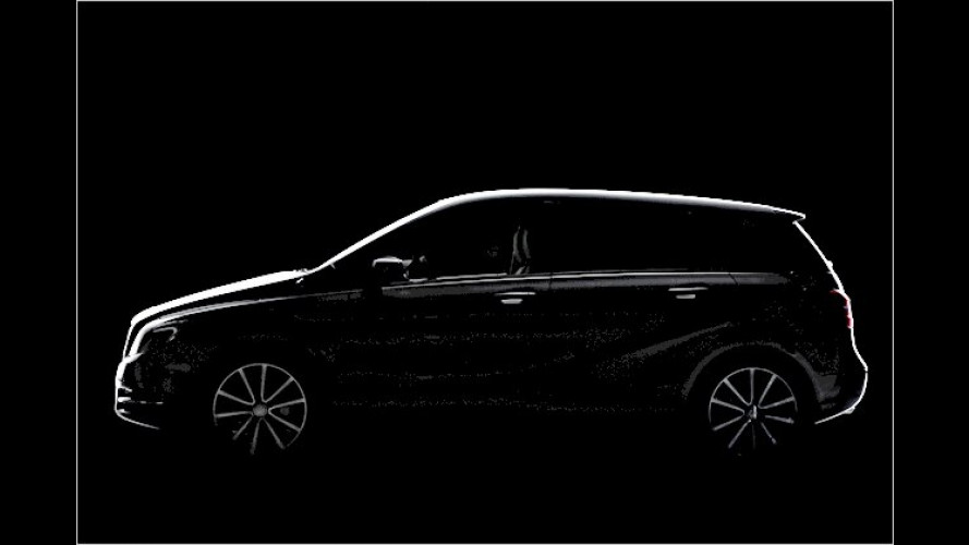 Neue Mercedes B-Klasse: Das ist die Technik