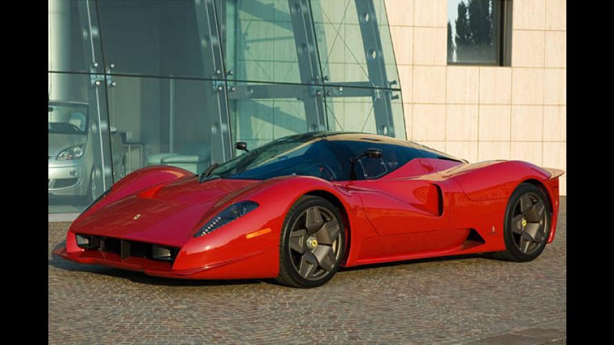 Verkörperter Sammler-Traum: Ferrari P 4/5 by Pininfarina
