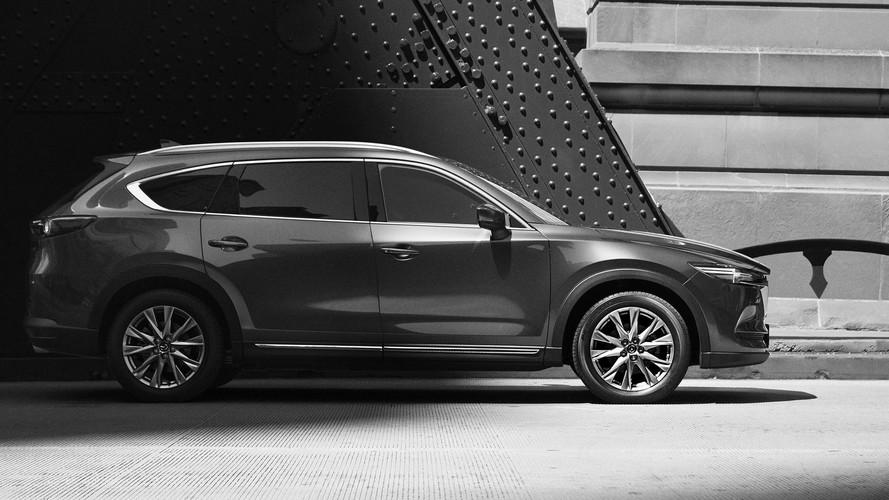 A CX-9 vonalaival érkezik a 2018-as Mazda CX-8