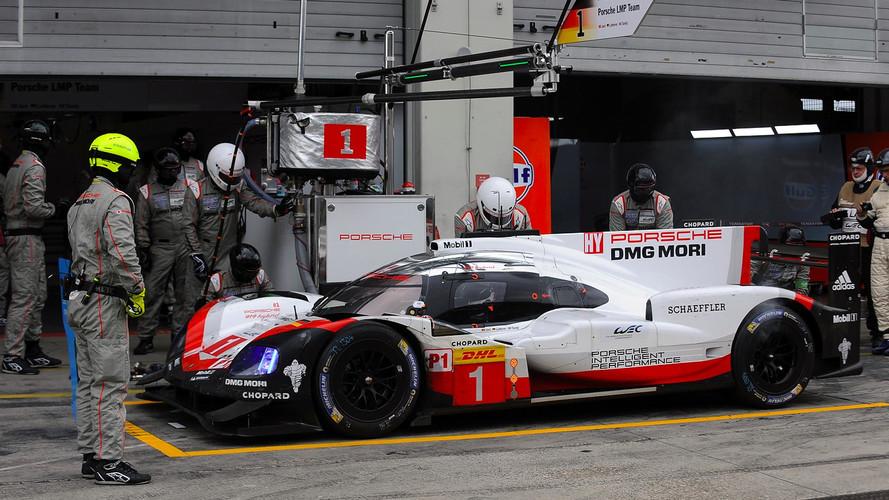 Porsche Quits Le Mans