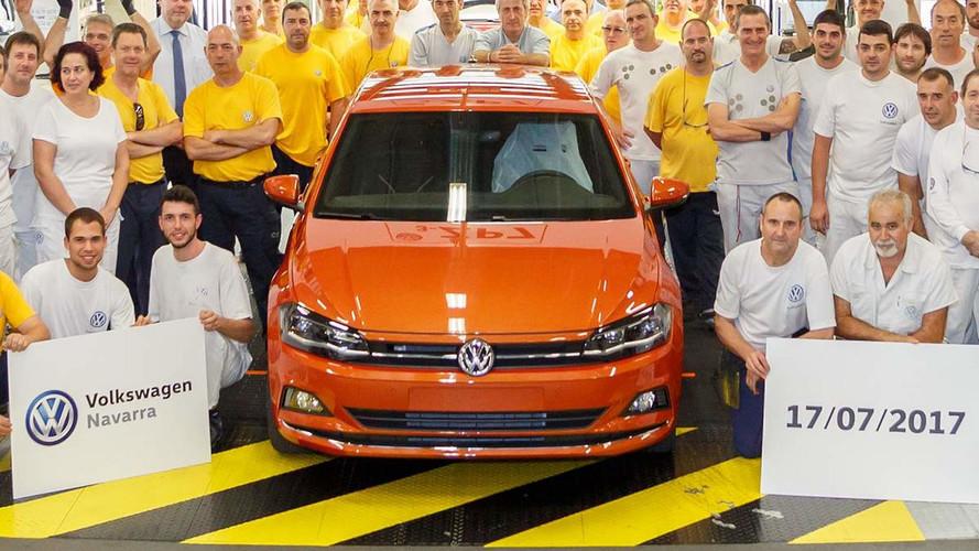 Novo Volkswagen Polo 2018 começa a ser produzido