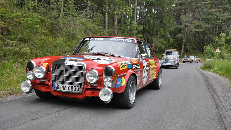 Discover The Legend Of AMG's Red Pig
