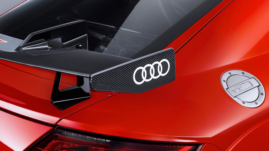 Audi Sport Performance Parts para R8 And TT