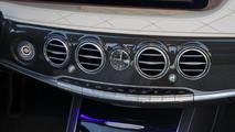 Mercedes-Benz Clase S 2018, primera prueba
