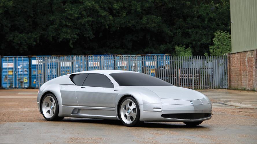 De Tomaso Pantera prototipi motorsuz da çekici