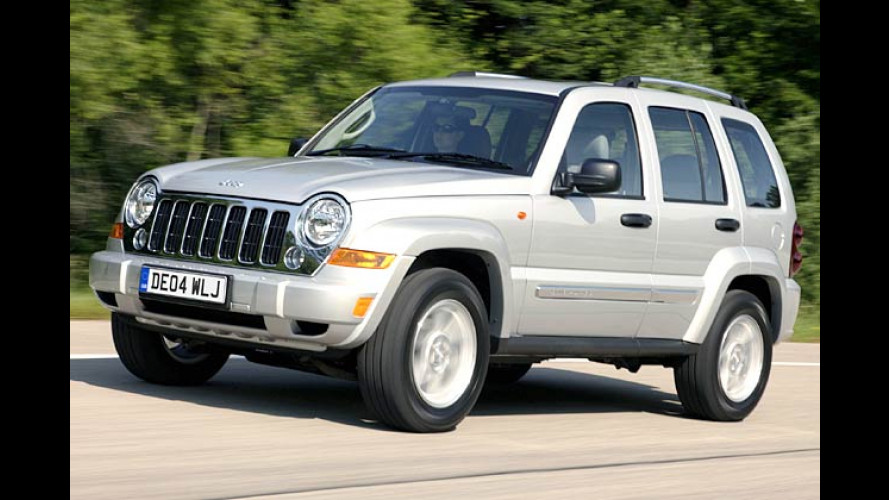 Jeep Cherokee: Neuer Diesel, neuer Look