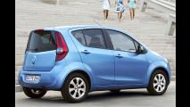 Neuer Opel Agila