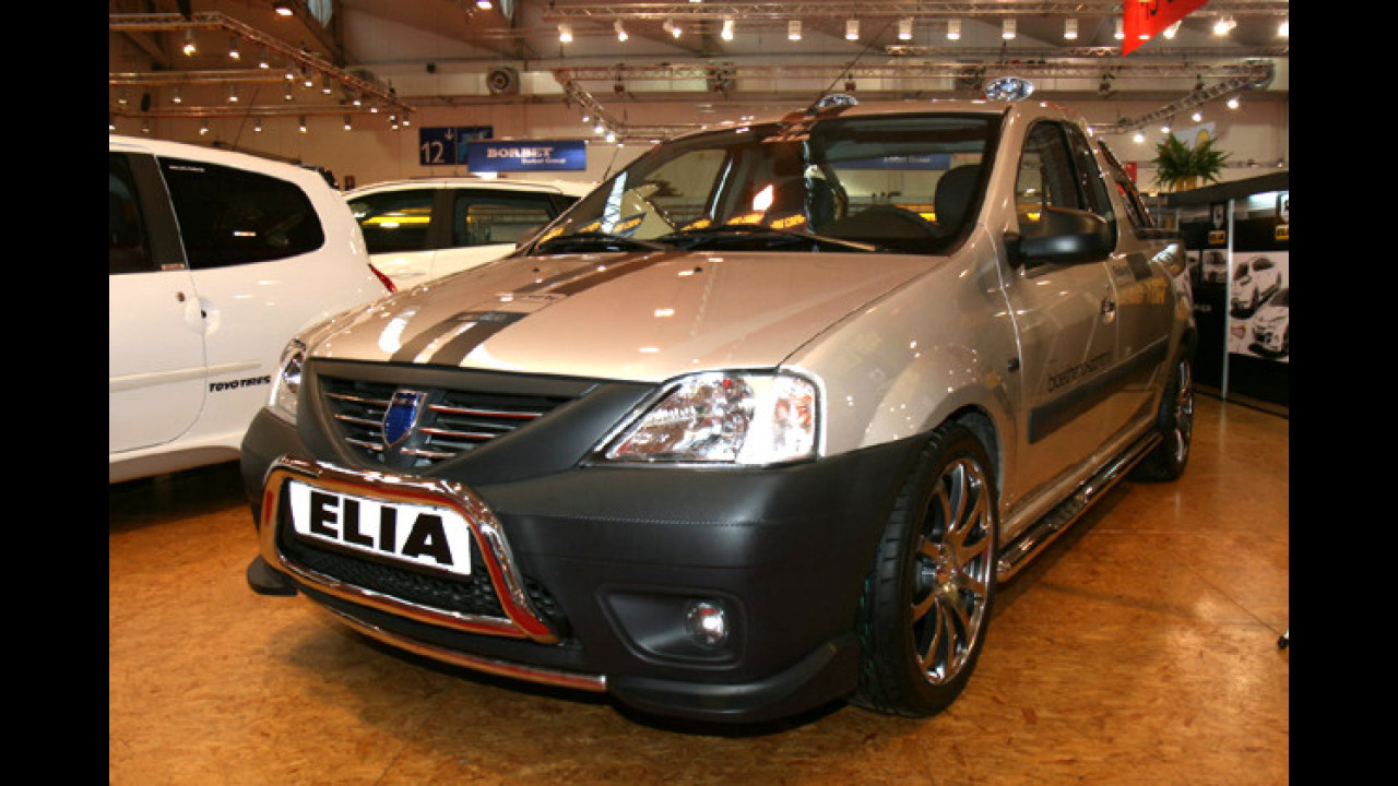 Elia Dacia Pick-up
