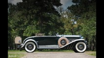 Duesenberg Model J Convertible Coupe