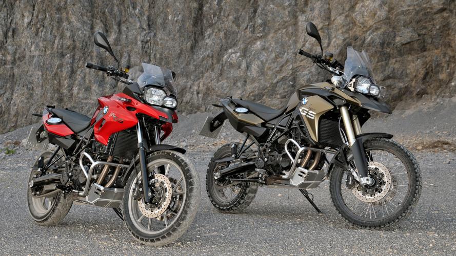 Londra anti terör ekipleri BMW F800GS motosiklet kullanacaklar