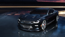 2017 Chevrolet Camaro SS Slammer konsepti