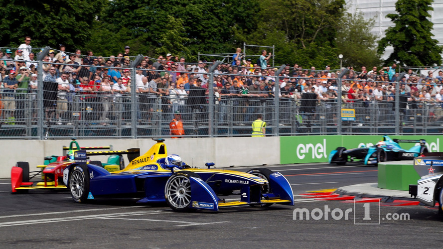 Berlin finds new use for Formula E's old safety barriers