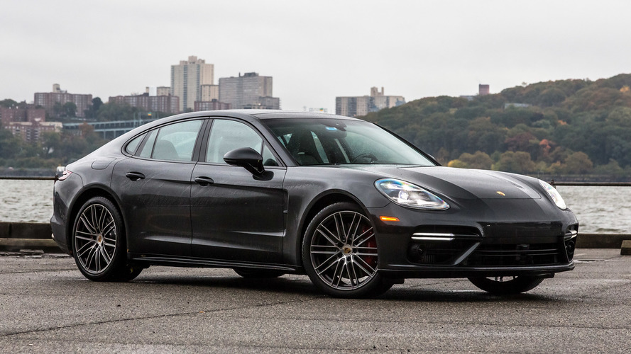 2017 Porsche Panamera Turbo First Drive: When luxury four-door means fantastic