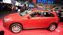 Salão do Automóvel: Mitsubishi ASX 2017 ganha cara nova e mais opções de acabamento