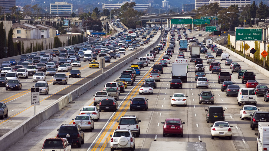 Think Your Commute Sucks? These U.S. Cities Have The Worst Traffic