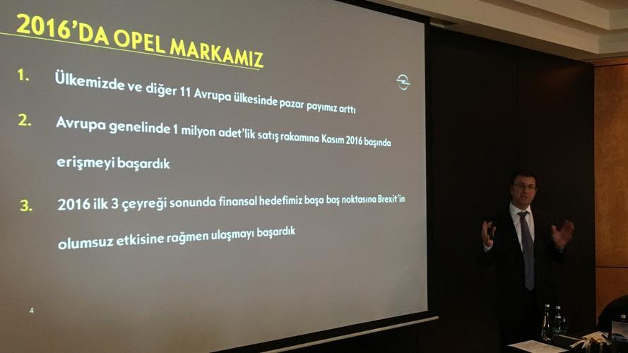 Opel, Türkiye otomobil pazarını değerlendirdi