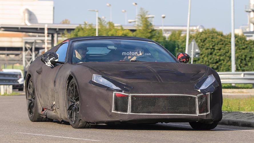 Ferrari F12M - Toutes les infos avant Genève !