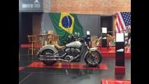 Salão Duas Rodas: Indian estreia no Brasil com cinco modelos - veja preços