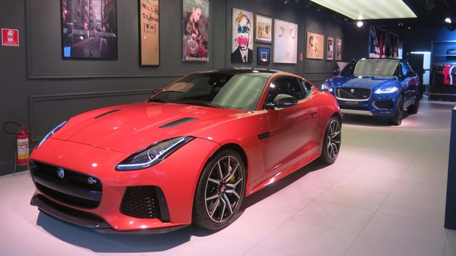 London Calling - pop-up store da Jaguar Land Rover