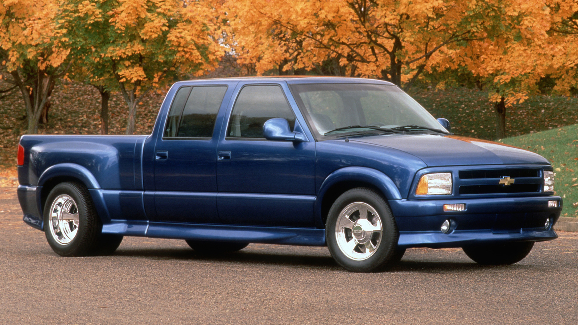 Here\'s why the Chevy S-10 Xtreme is a future classic