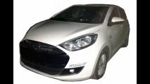 Segredo! Este é o futuro hatch brasileiro da JAC Motors