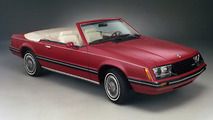1982 Ford Mustang Convertible