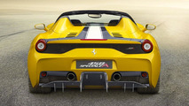 First production Ferrari 458 Speciale Aperta fetches $900,000 for charity